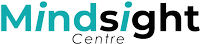 Mindsight Centre. CBT Counselling In Brentford, Ealing And Hammersmith. Logo 1.